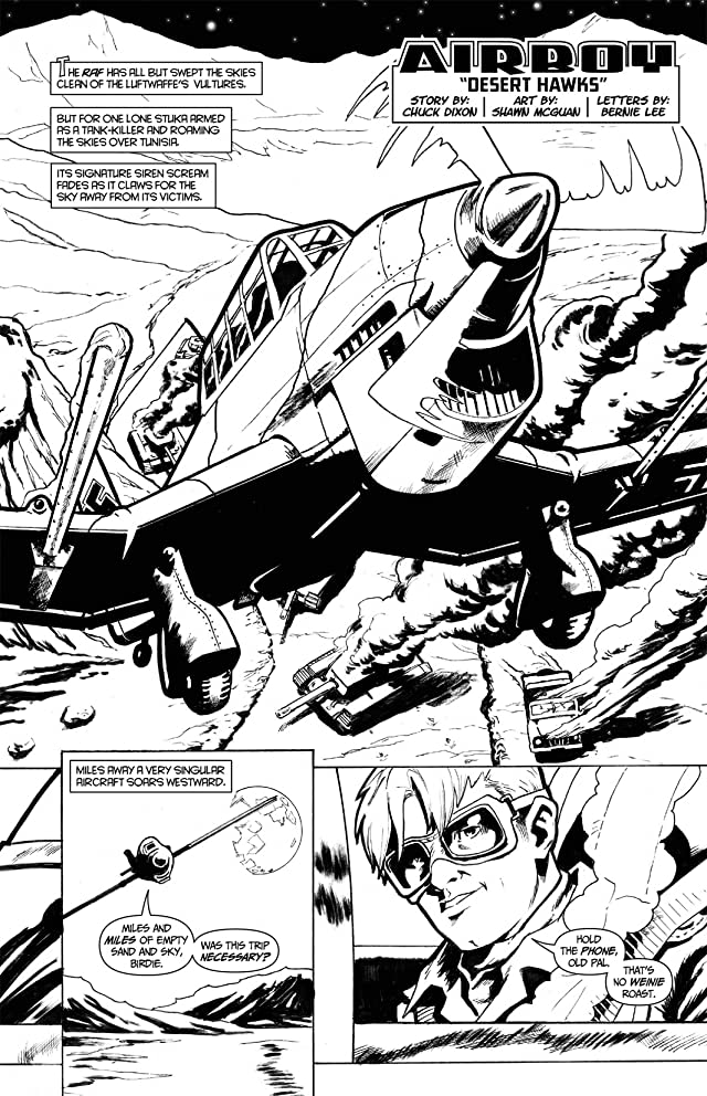 click for super-sized previews of Airfighters #2