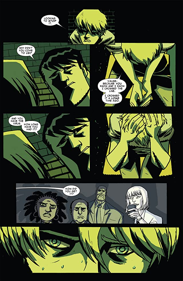 click for super-sized previews of Powers (2004-2008) #29