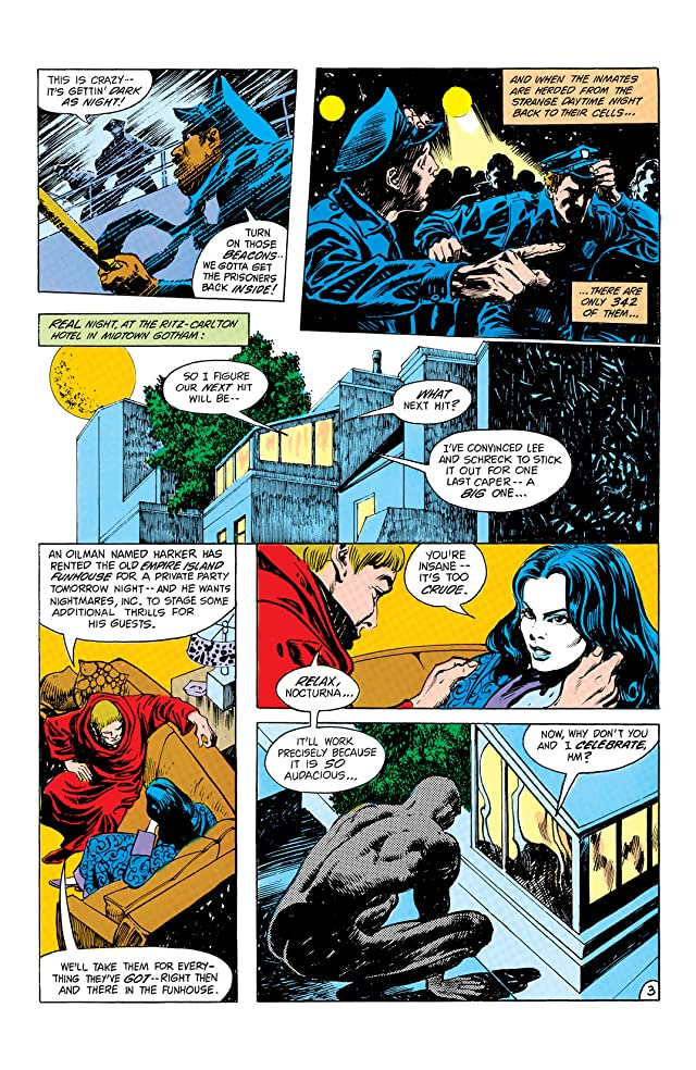 click for super-sized previews of Detective Comics (1937-2011) #543