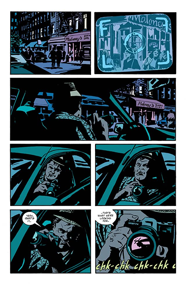 click for super-sized previews of Gotham Central #6