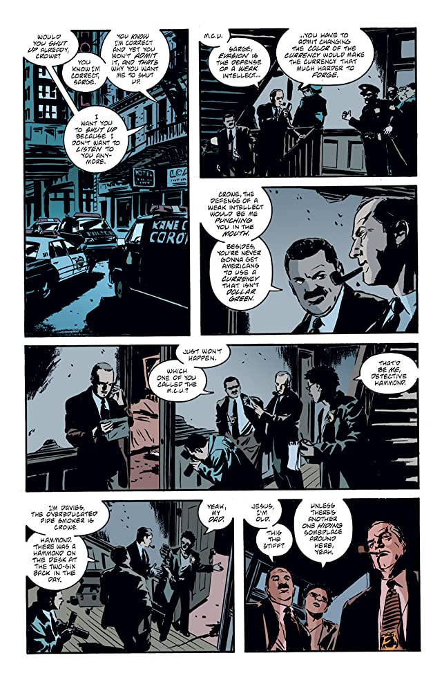 Gotham Central #8