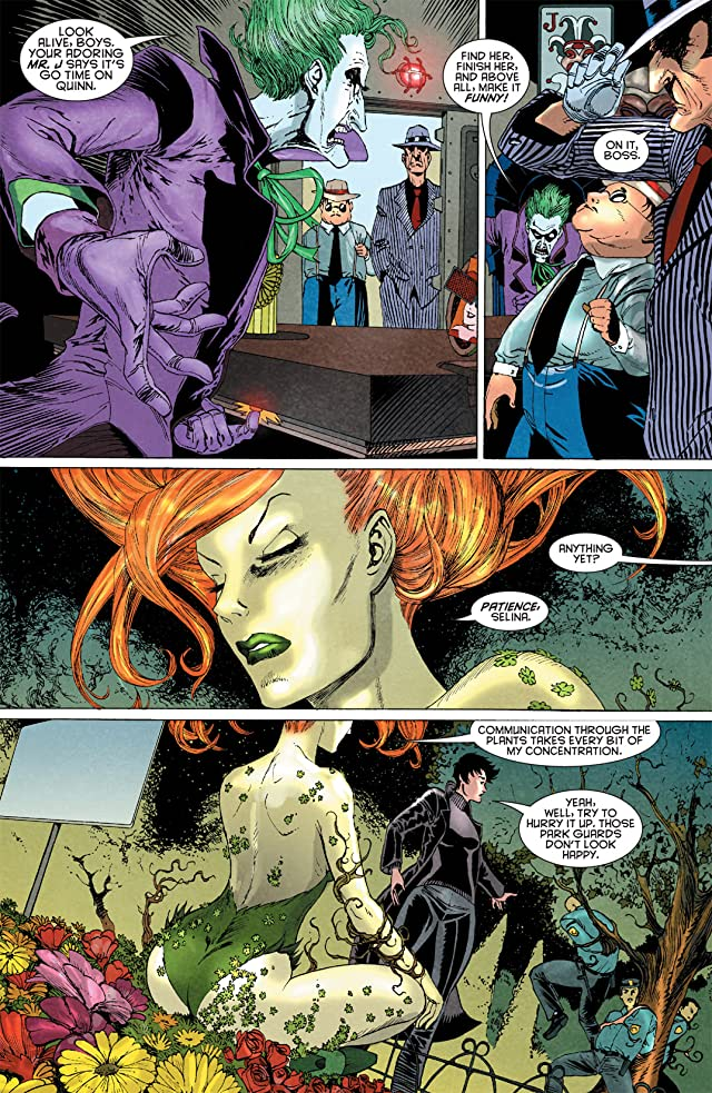 click for super-sized previews of Gotham City Sirens #4