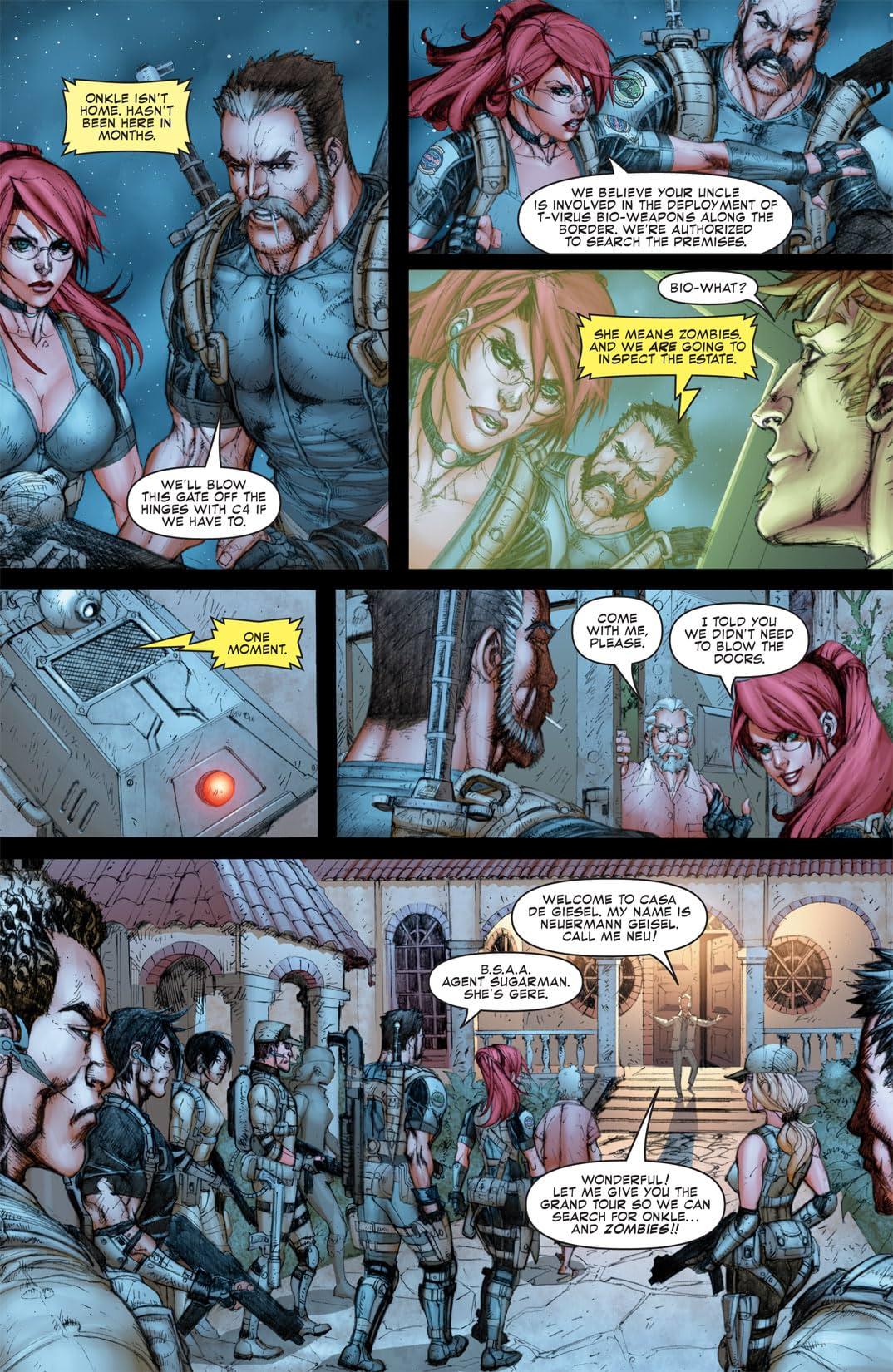 Resident Evil #4 (of 6)