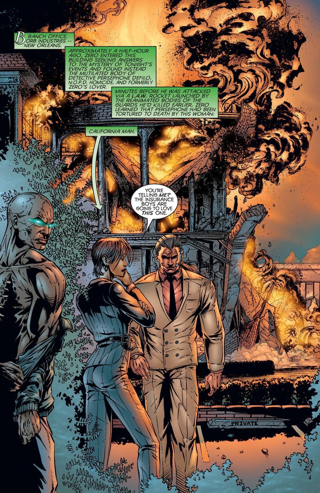 Shadowman (1997-1998) #17