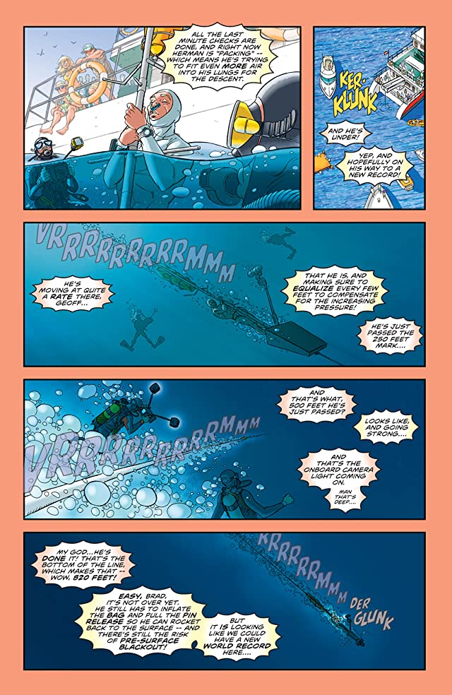 click for super-sized previews of Marineman #1