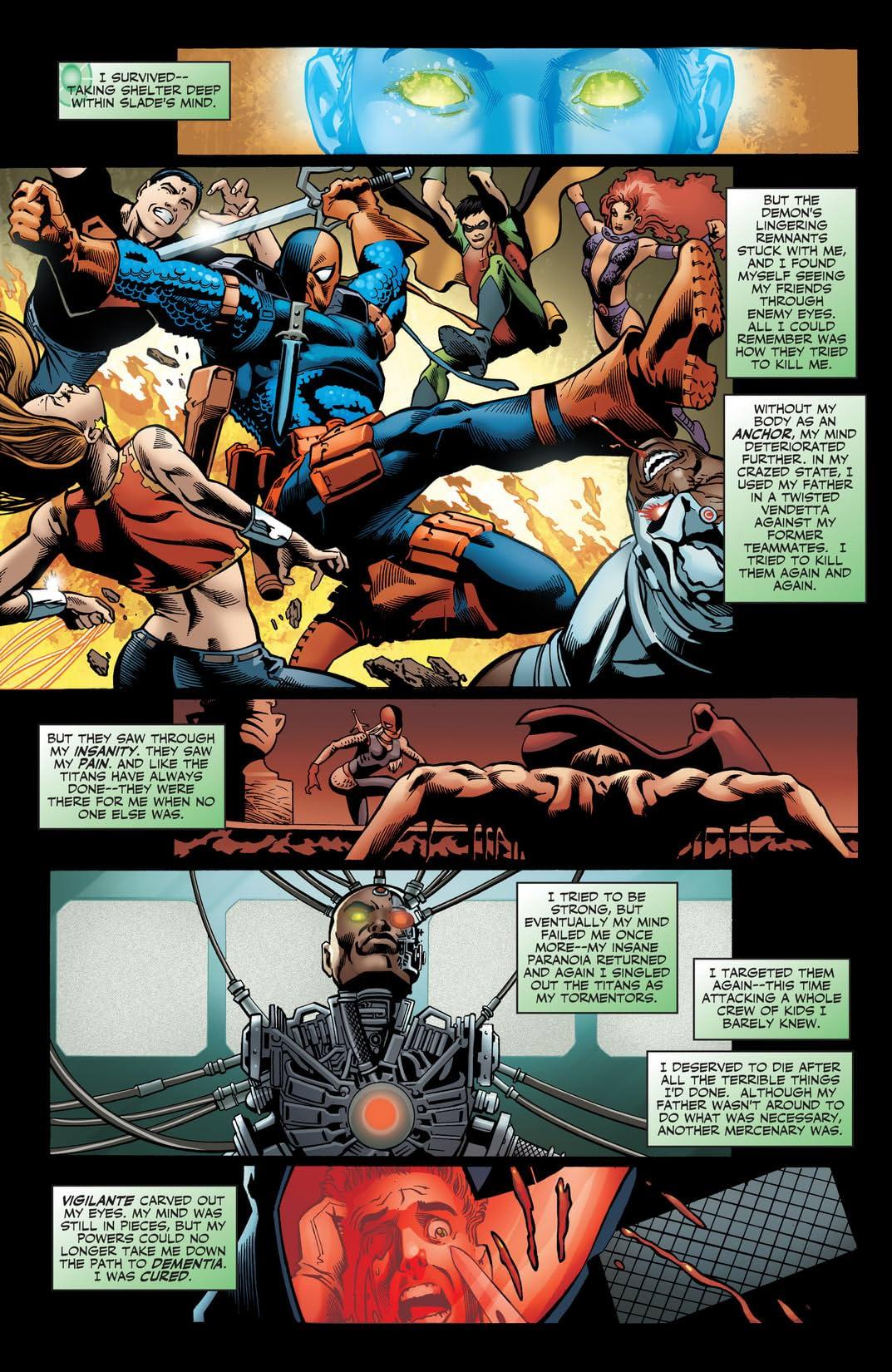 Teen Titans (2003-2011) #78