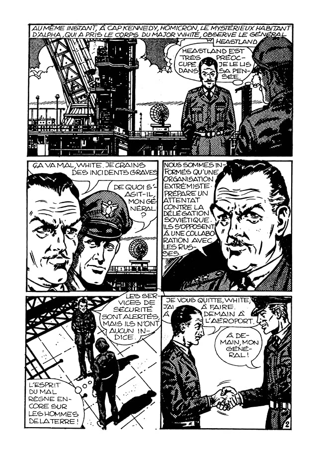STRANGERS: HOMICRON Vol. 2: Message dans l'espace