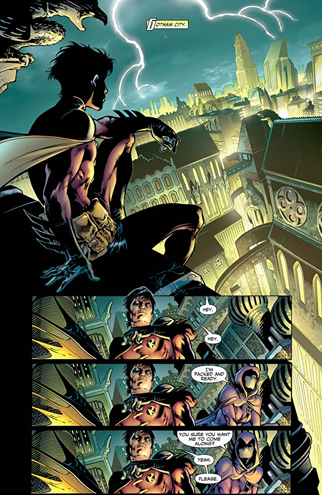 click for super-sized previews of Teen Titans (2003-2011) #66