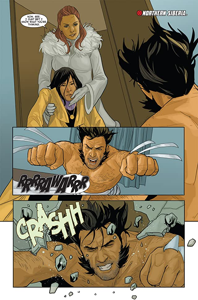 click for super-sized previews of Wolverine & Jubilee #3