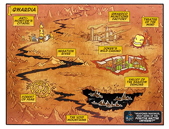 click for super-sized previews of Scribblenauts Unmasked: A Crisis of Imagination #10