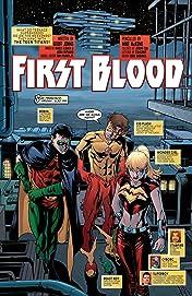 Teen Titans (2003-2011) #9