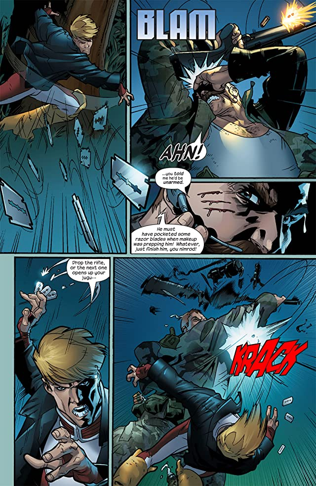 click for super-sized previews of Ultimate X-Men #54