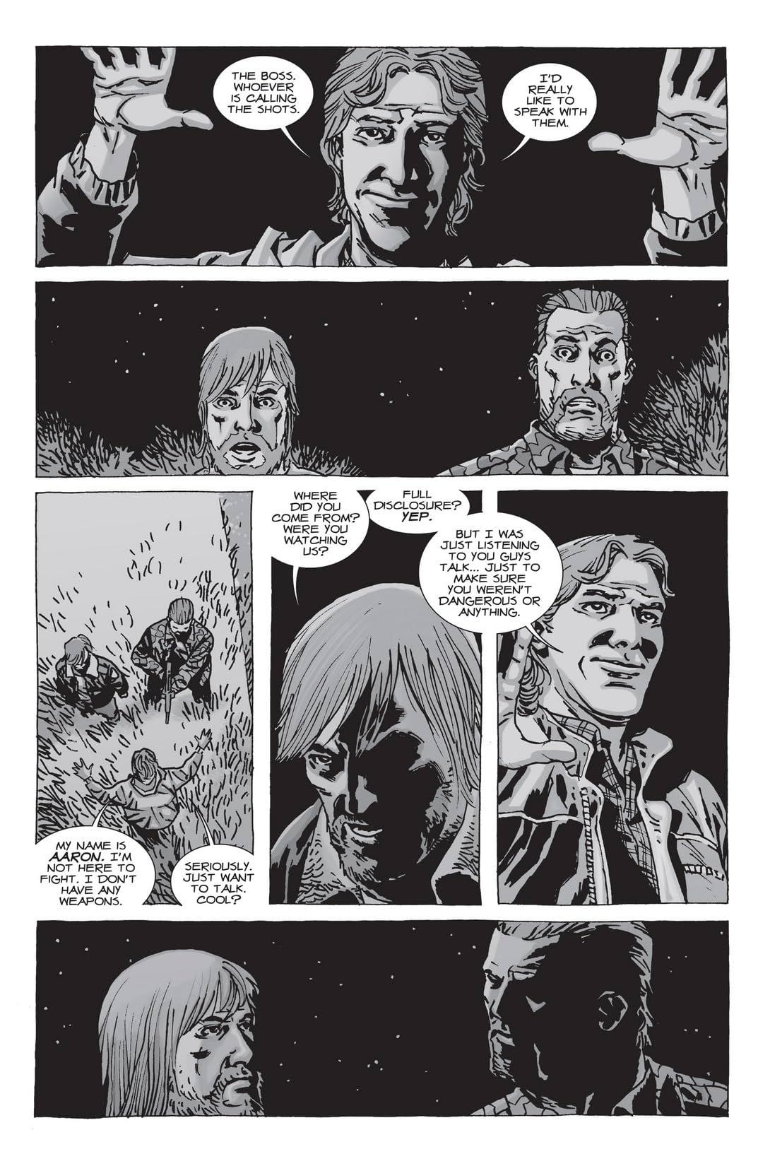 The Walking Dead #68