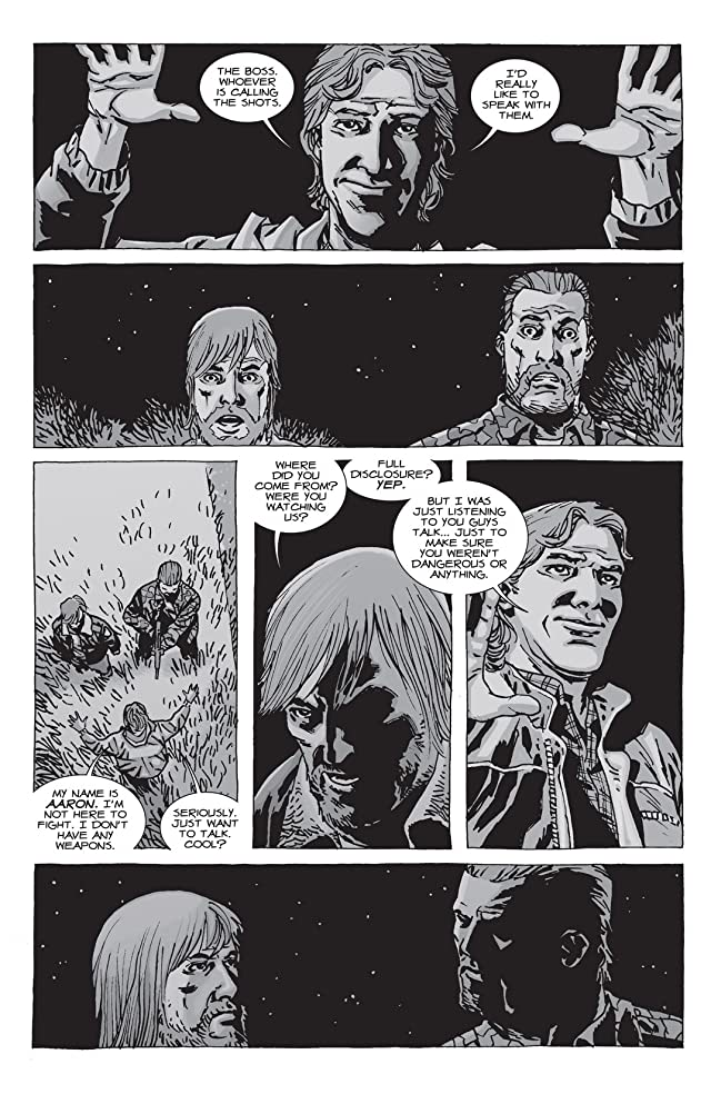The Walking Dead #68