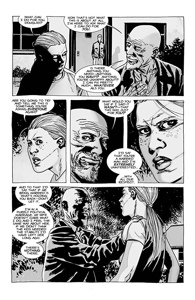 click for super-sized previews of The Walking Dead #72
