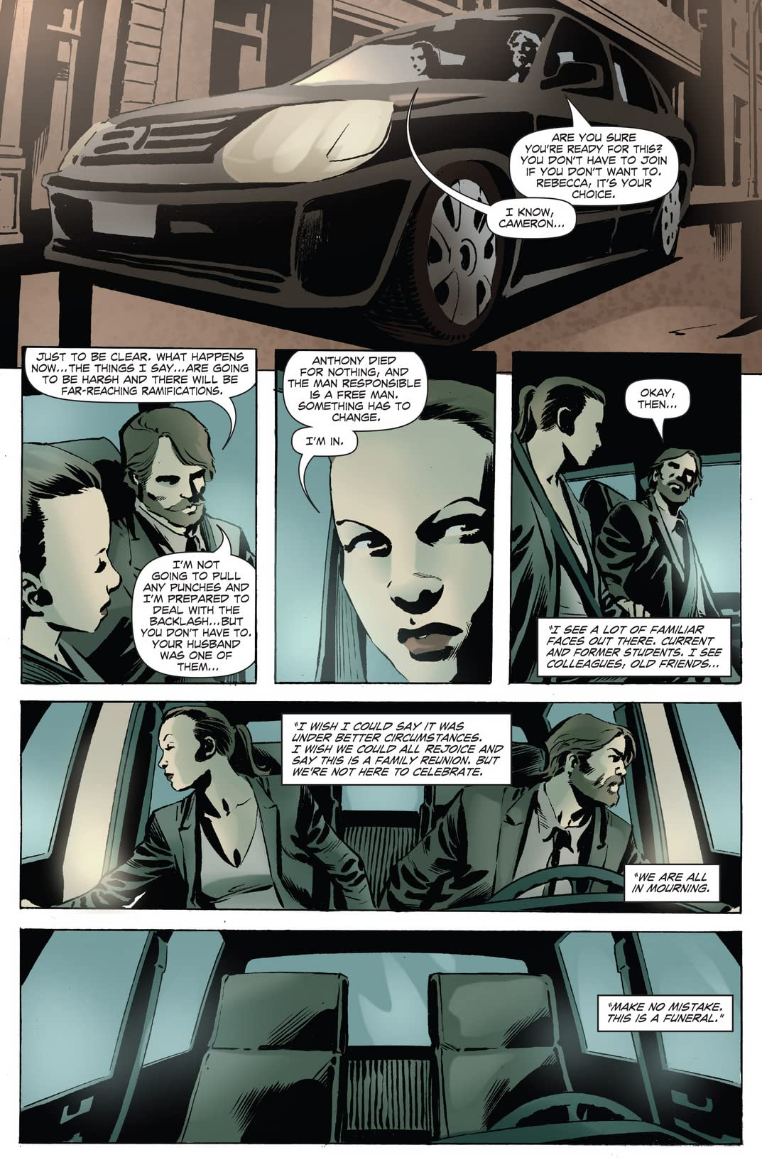 The Black Bat #10