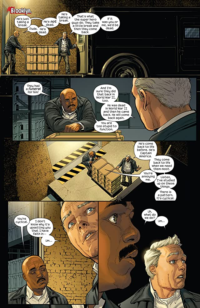 click for super-sized previews of Miles Morales: Ultimate Spider-Man (2014-) #1