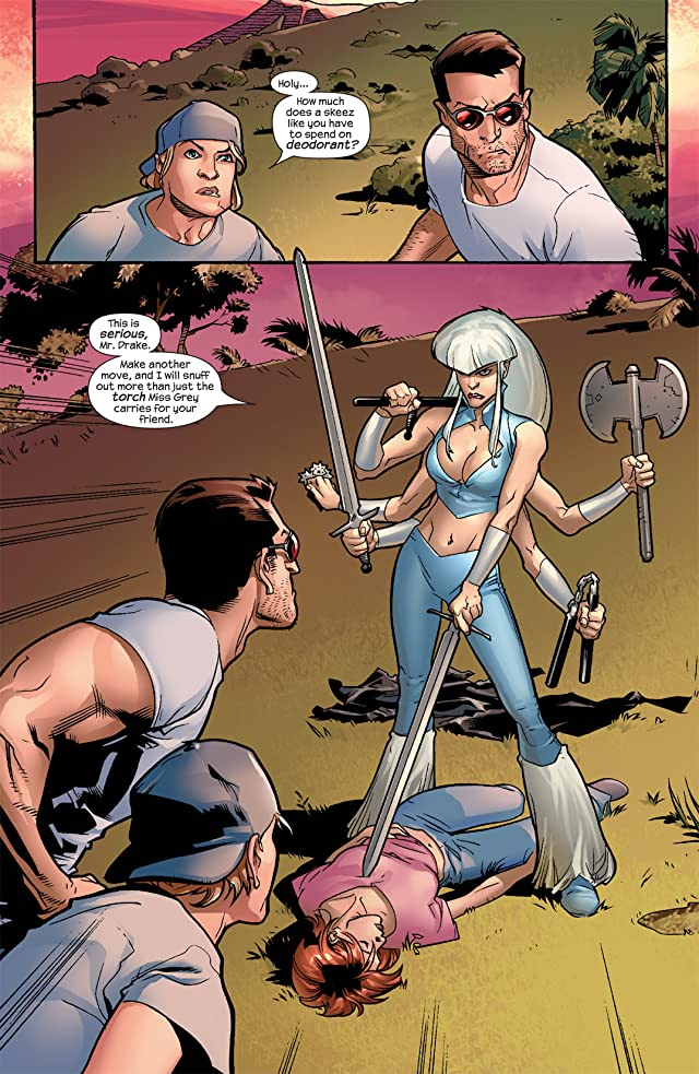 Ultimate X-Men #56