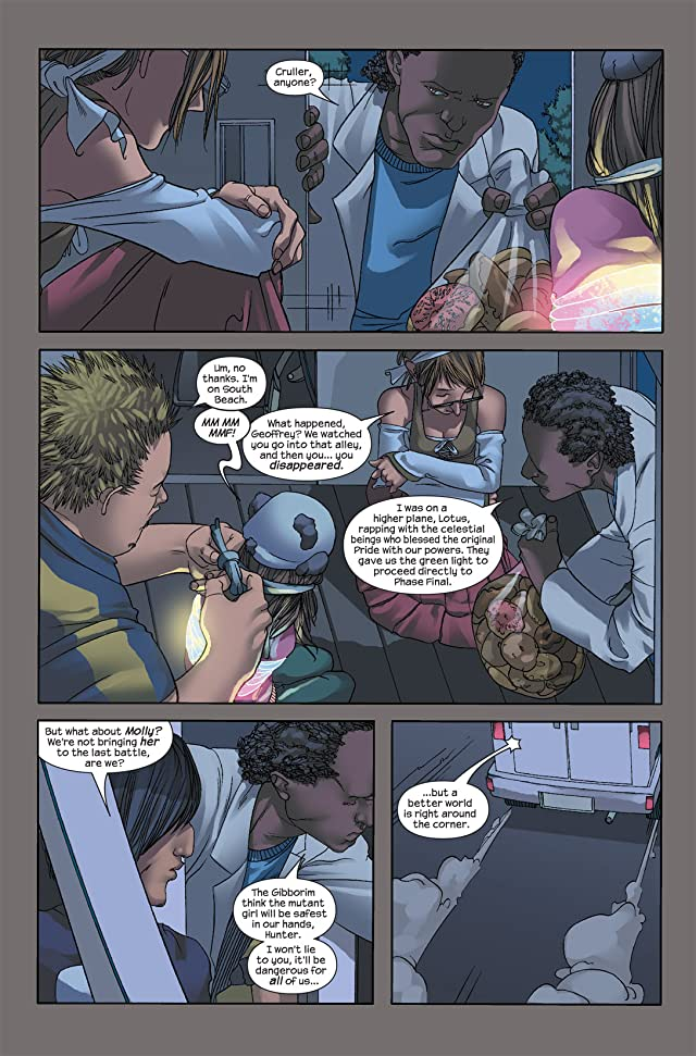 click for super-sized previews of Runaways (2005-2008) #17