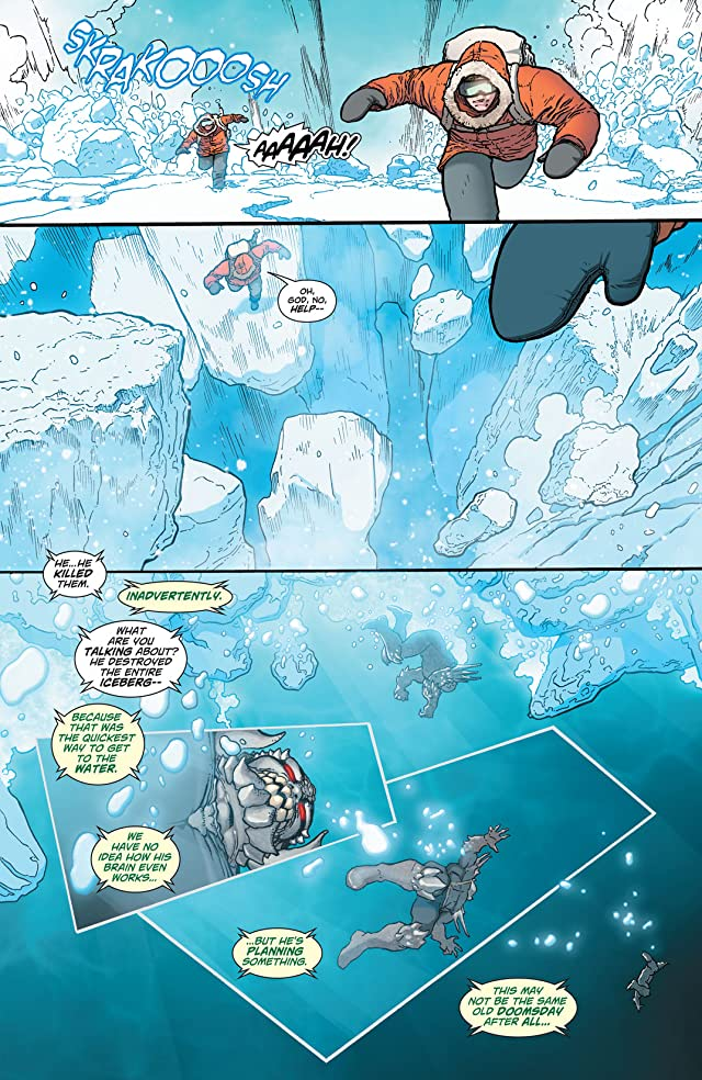 Action Comics (2011-) #30
