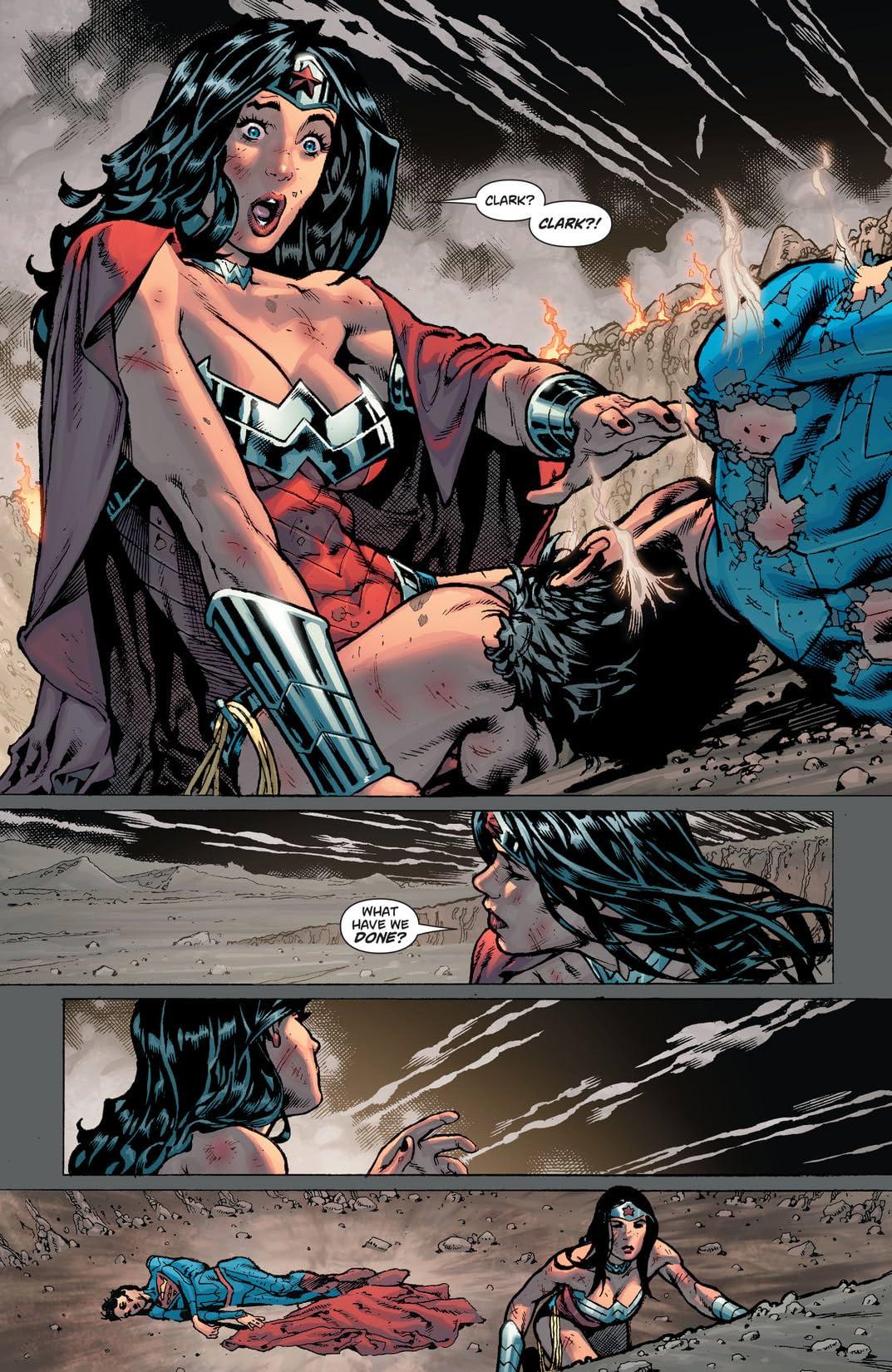 Superman/Wonder Woman (2013-2016) #7