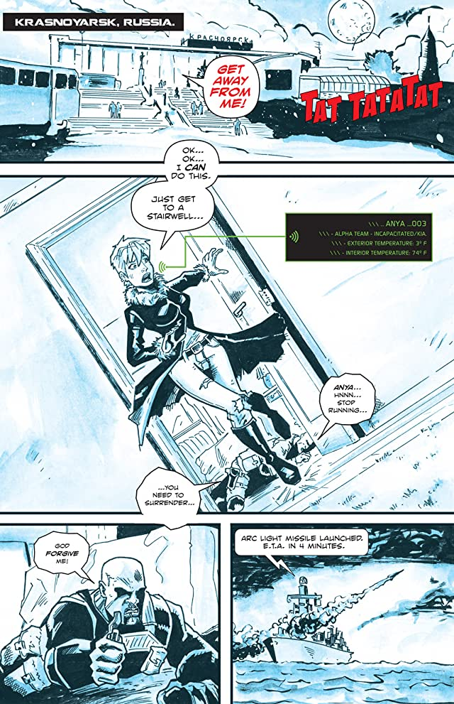 click for super-sized previews of Anya #1
