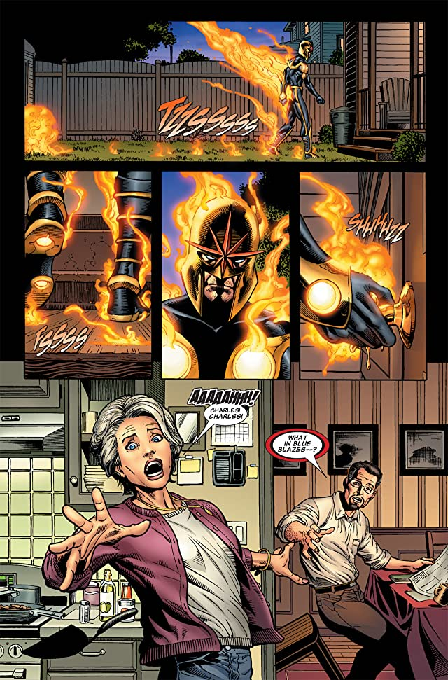 click for super-sized previews of Nova (2007-2010) #2