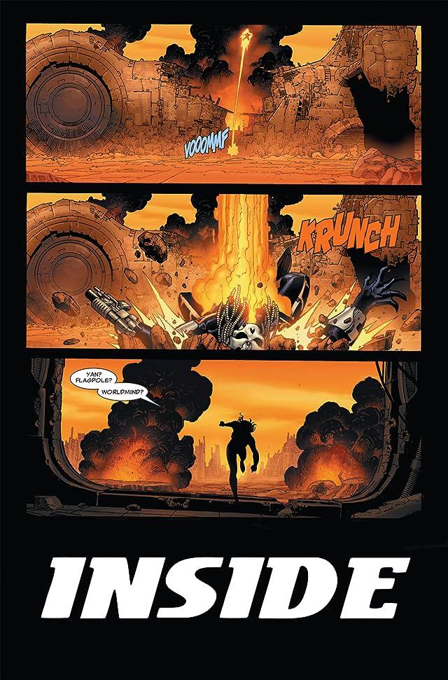 click for super-sized previews of Nova (2007-2010) #6