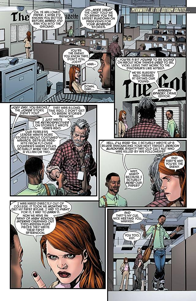 Batman Eternal (2014-2015) #5