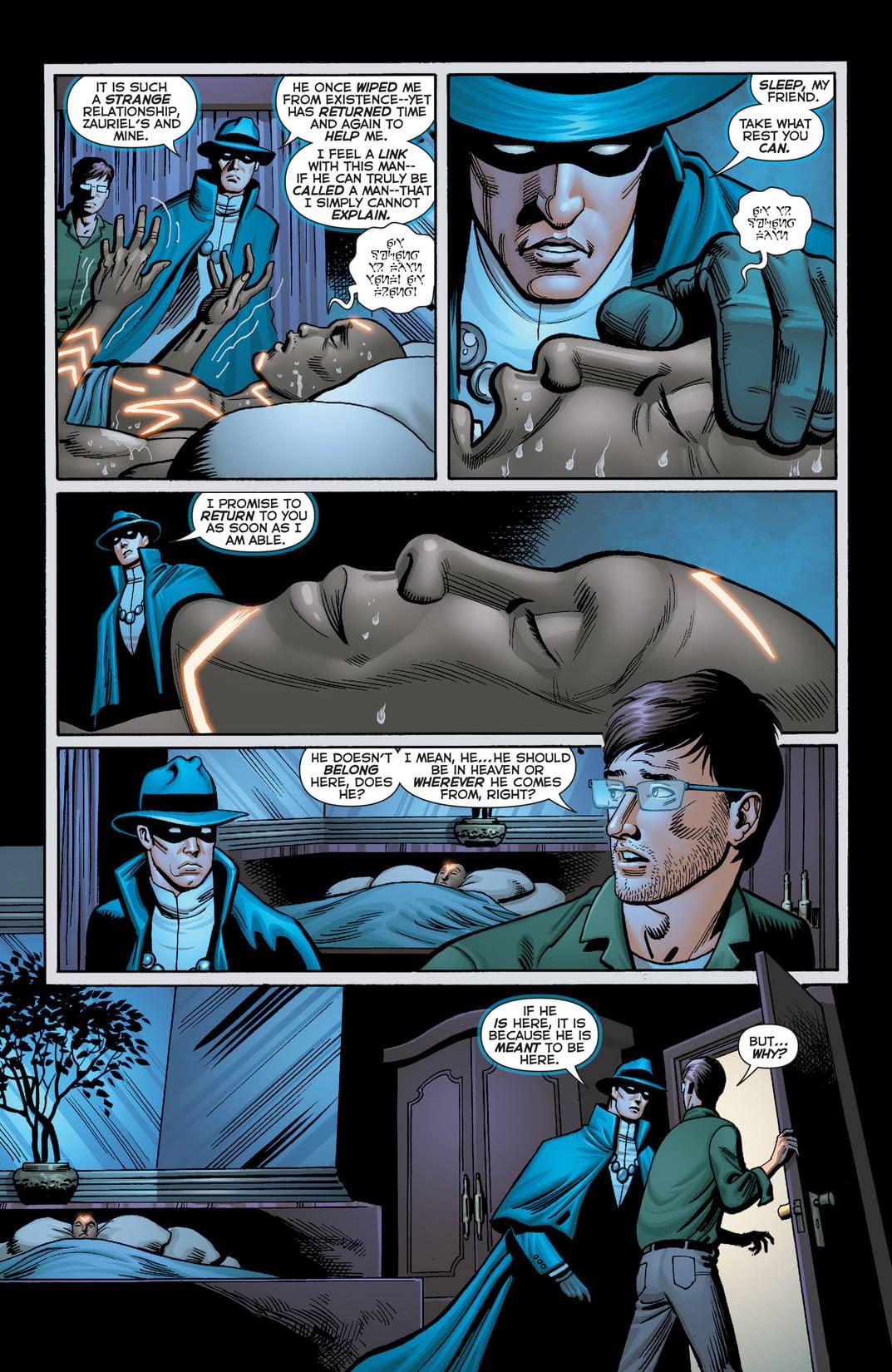 The Phantom Stranger (2012-2014) #19
