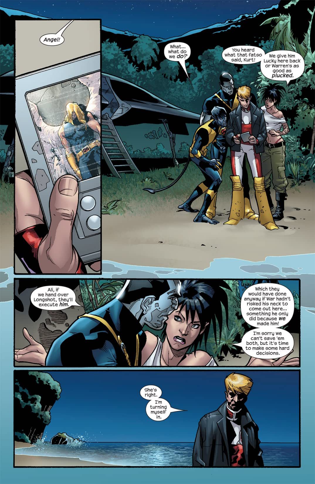 Ultimate X-Men #57