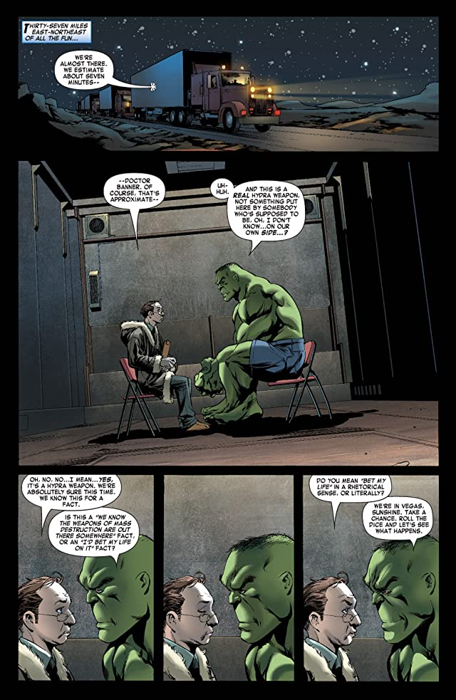click for super-sized previews of Fantastic Four (1998-2012) #533