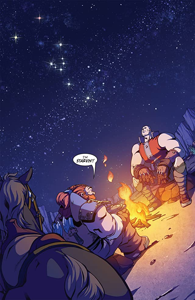 click for super-sized previews of Skullkickers #3