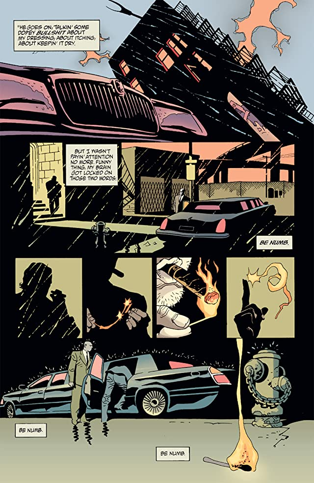 click for super-sized previews of 100 Bullets #31