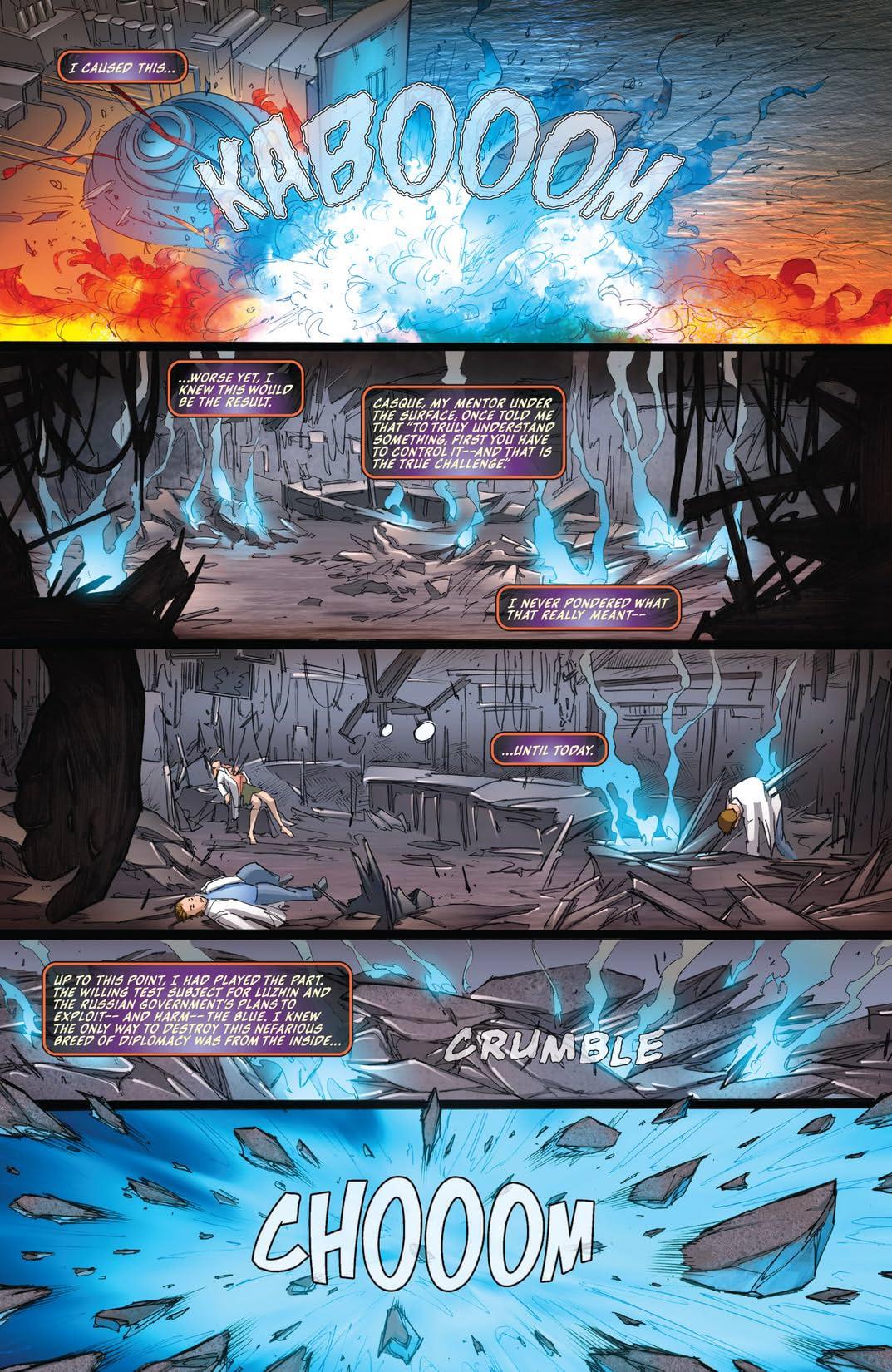 Fathom: Kiani Vol. 3 #3 (of 4)