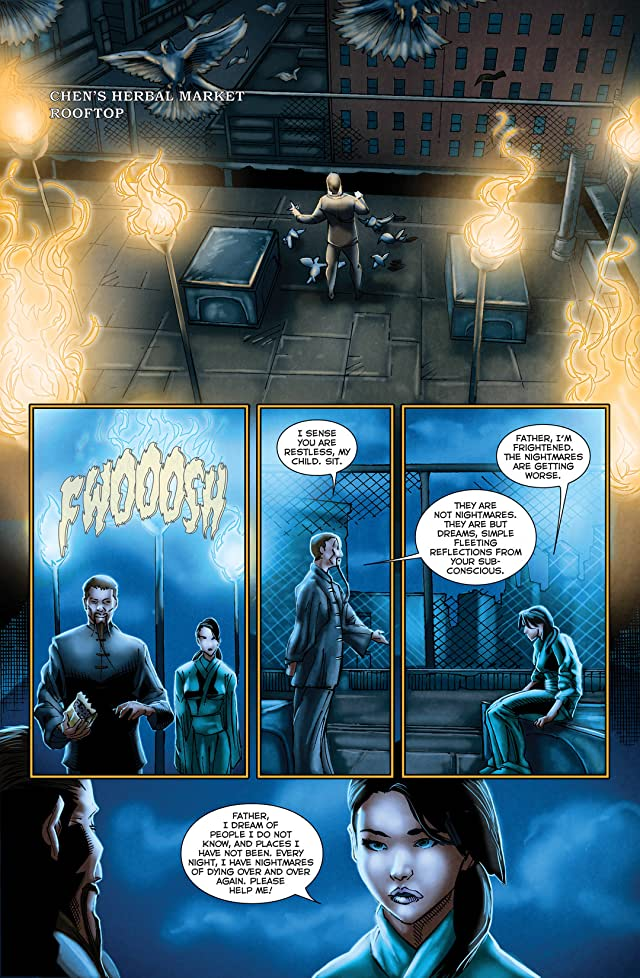 click for super-sized previews of Blaze Brothers #3