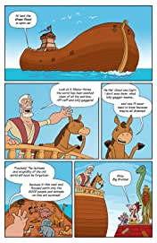 Noah's Brother's Ark #1