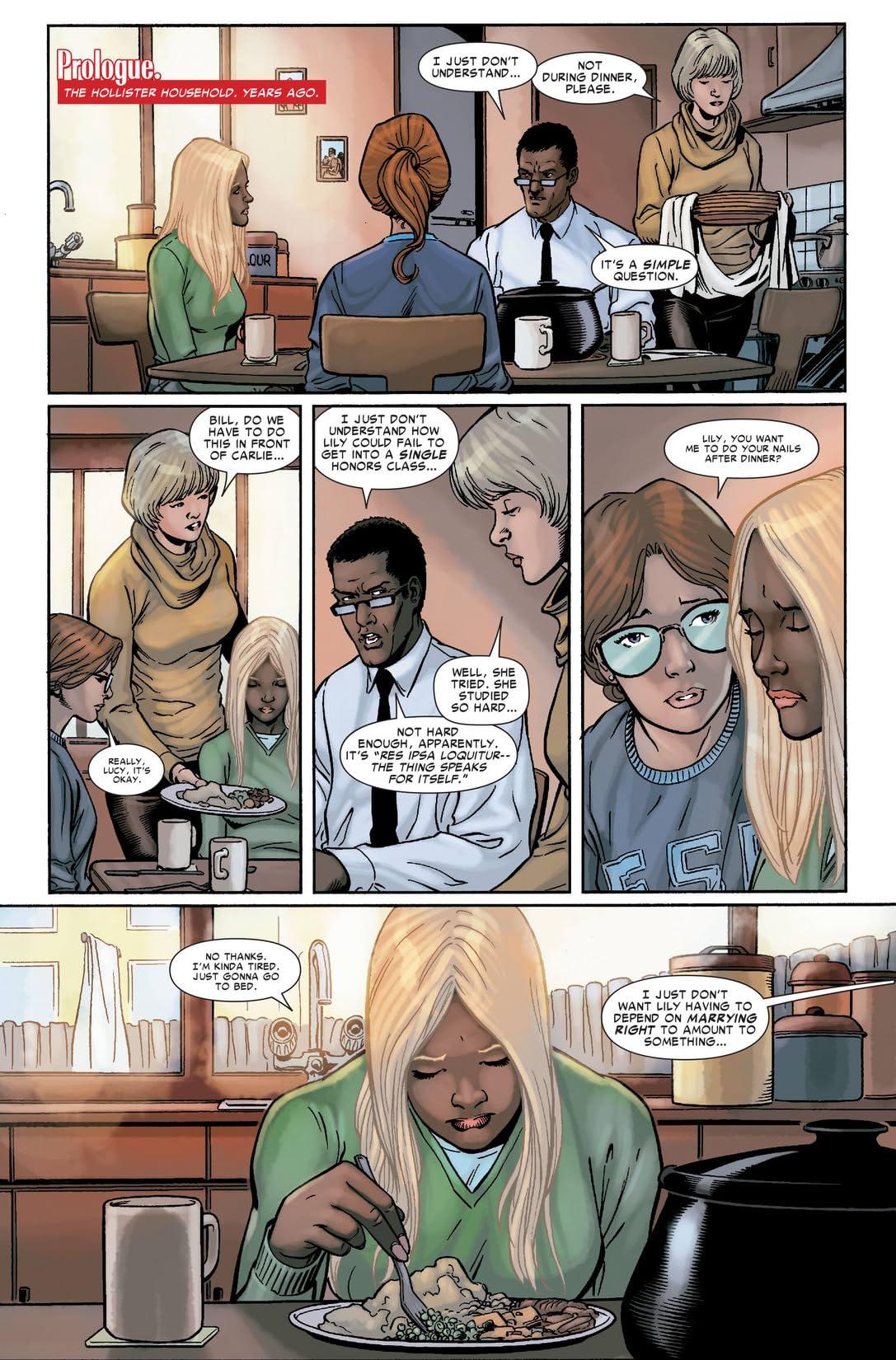 Amazing Spider-Man (1999-2013) #586