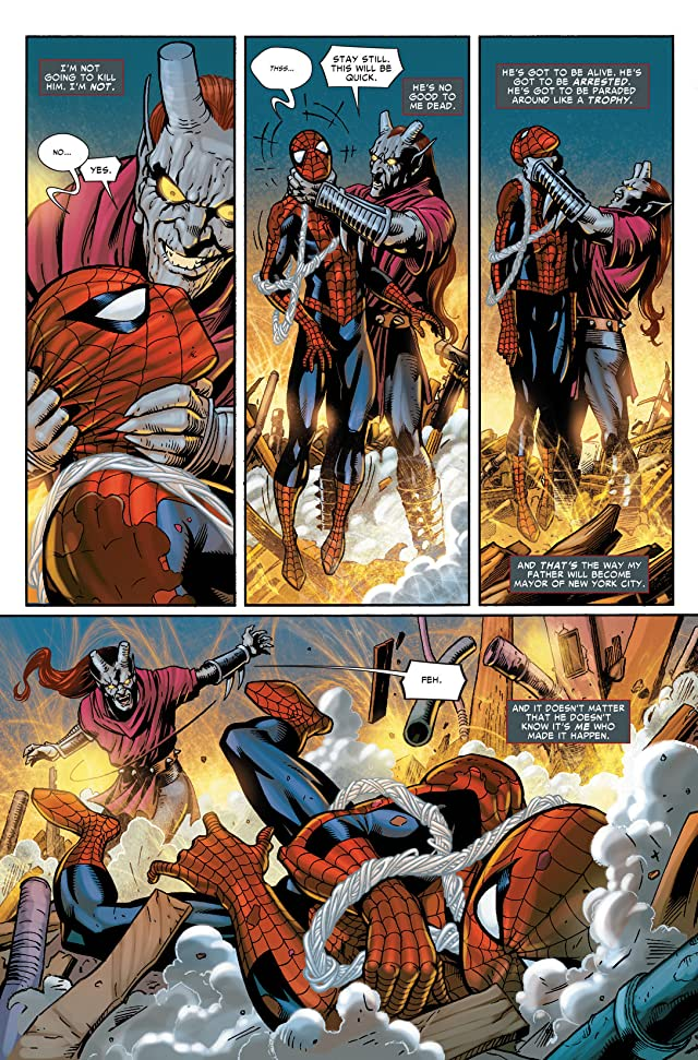 click for super-sized previews of Amazing Spider-Man (1999-2013) #586