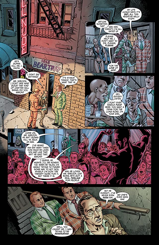 click for super-sized previews of Secret Six (2008-2011) #1