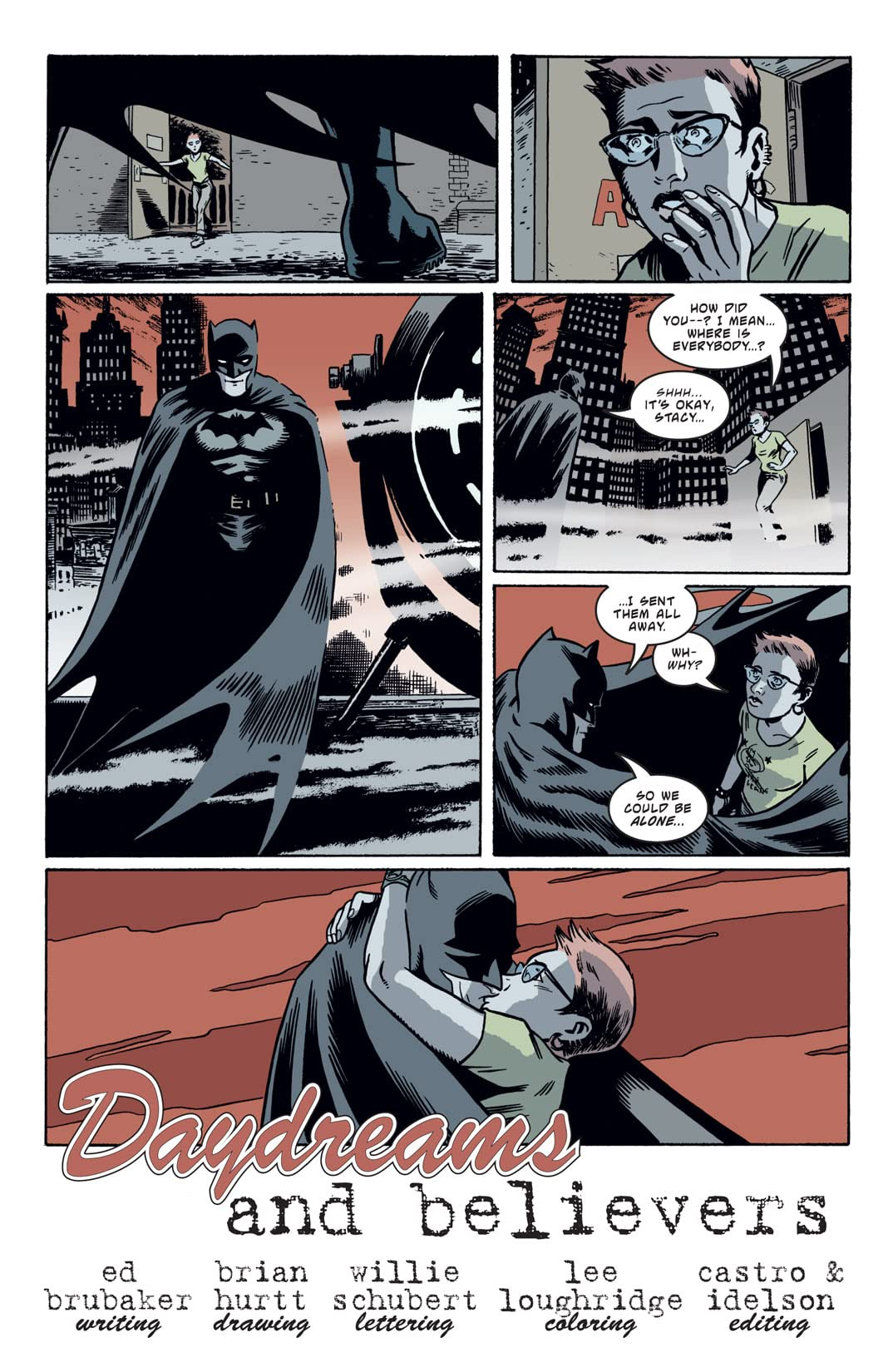Gotham Central #11