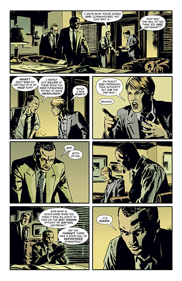 click for super-sized previews of Gotham Central #13
