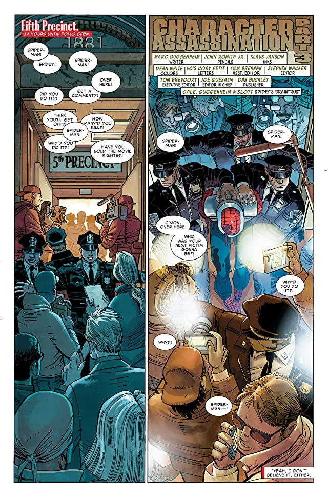 click for super-sized previews of Amazing Spider-Man (1999-2013) #587