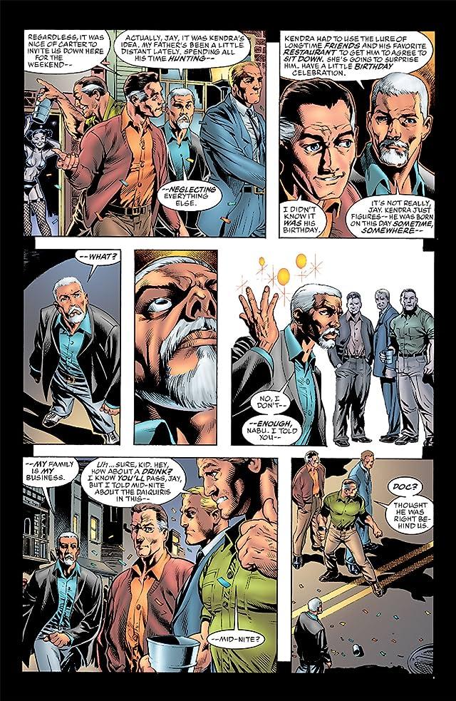 Hawkman (2002-2006) #23