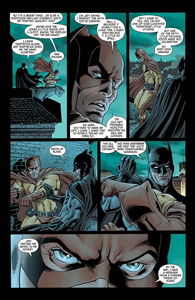 click for super-sized previews of Secret Six (2008-2011) #2