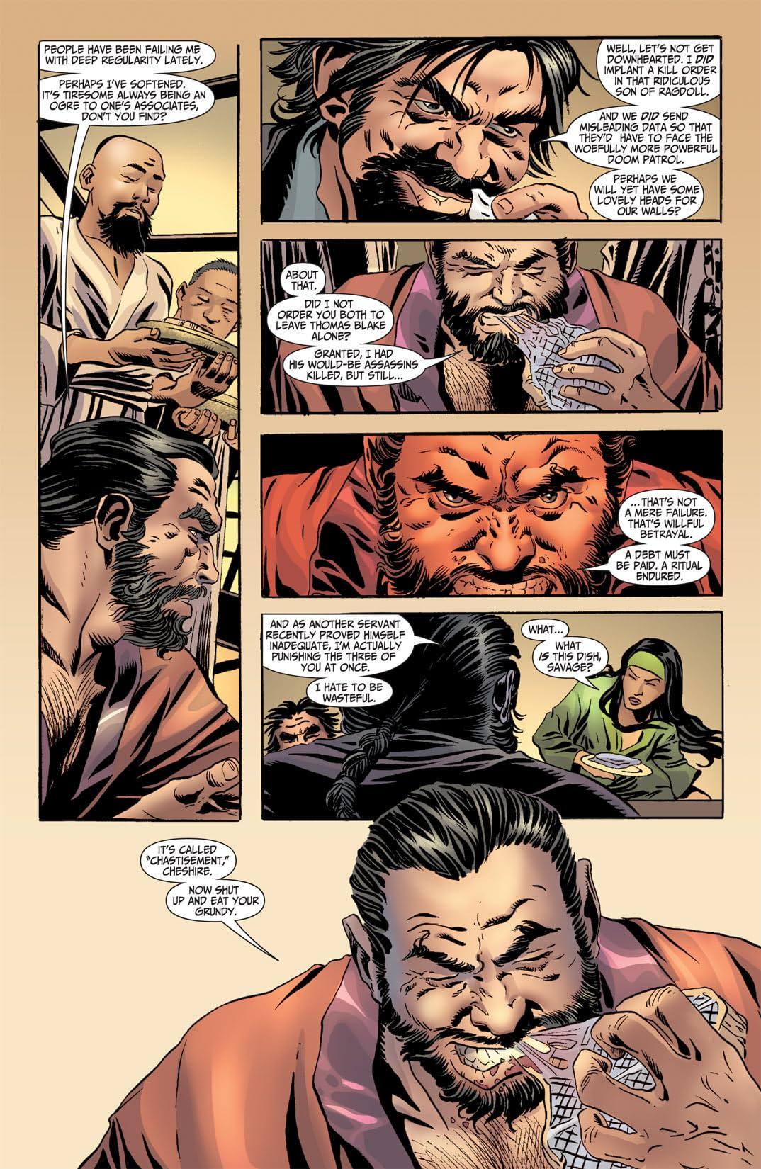 Secret Six (2006) #4 (of 6)