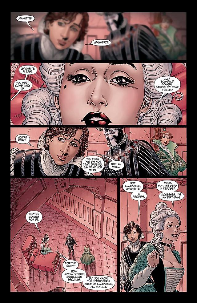 Secret Six (2008-2011) #13