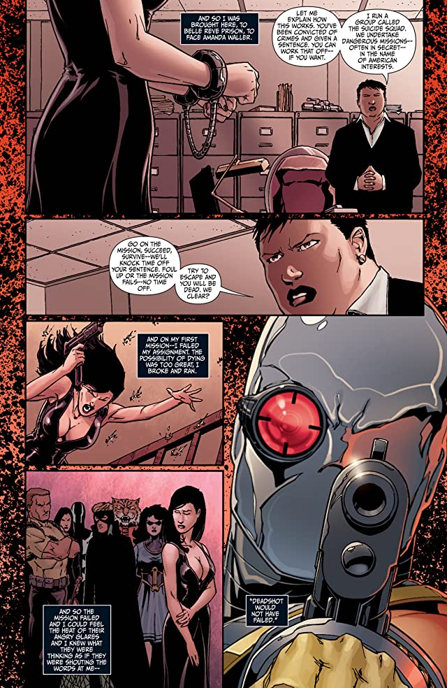click for super-sized previews of Secret Six (2008-2011) #17