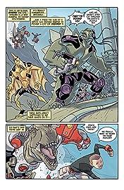Super Dinosaur #1