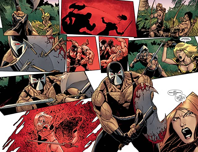 click for super-sized previews of Secret Six (2008-2011) #26
